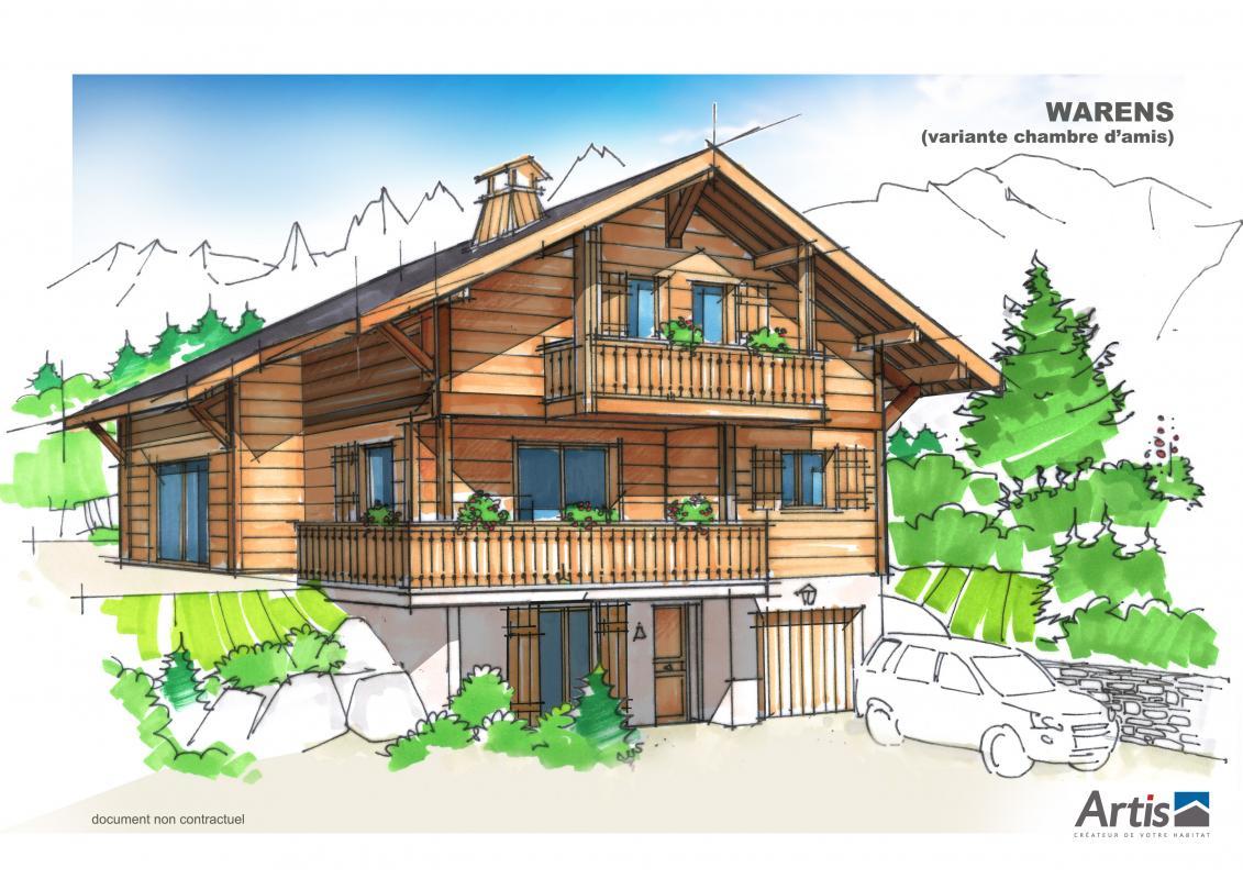 Maisons + Terrains du constructeur ARTIS • COMBLOUX