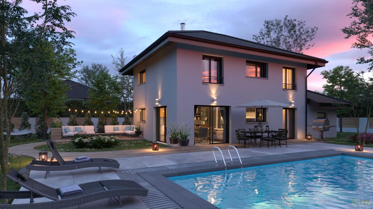 Maisons + Terrains du constructeur ARTIS • 130 m² • REIGNIER
