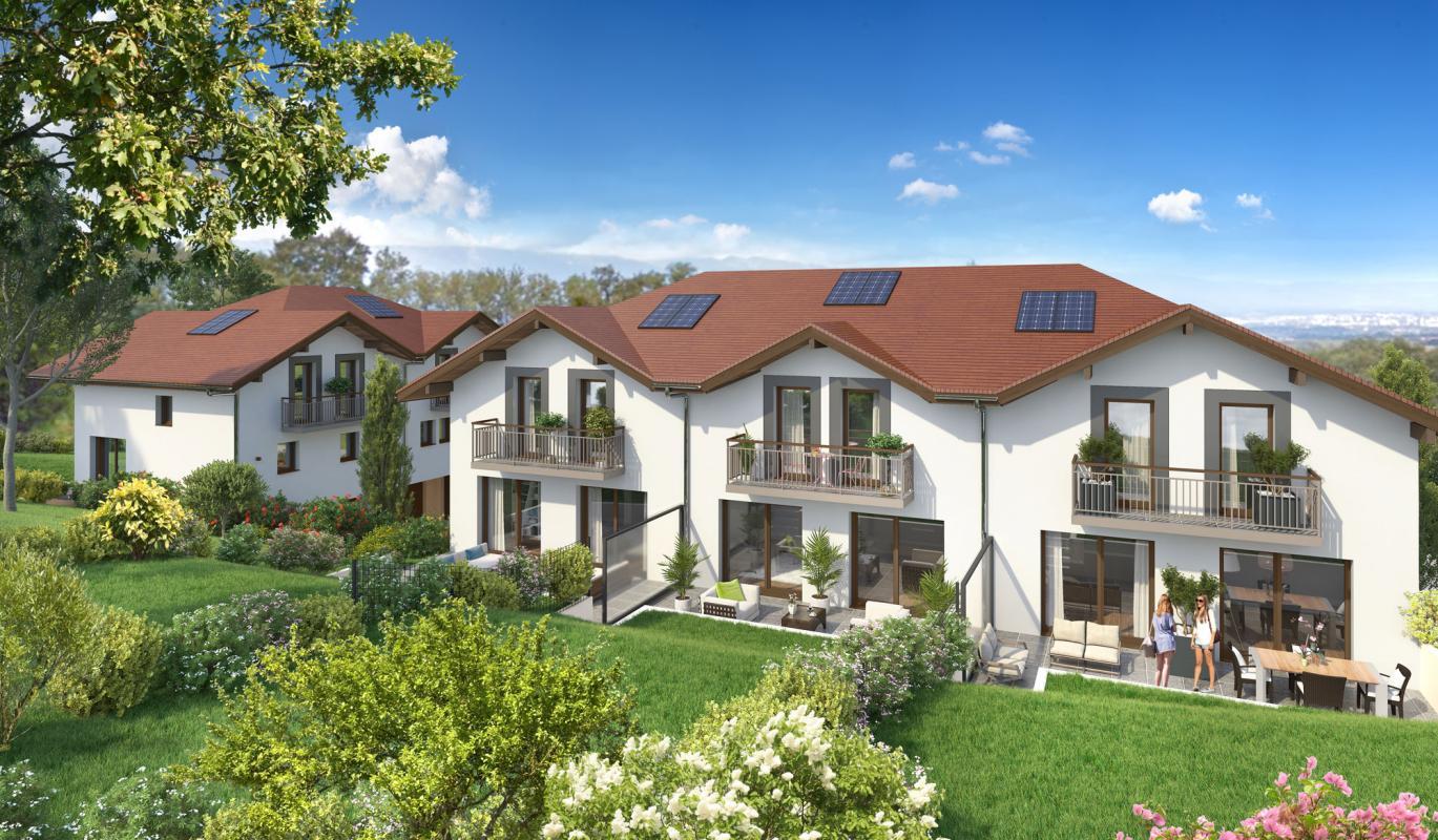Maisons + Terrains du constructeur ARTIS • 105 m² • PRESILLY