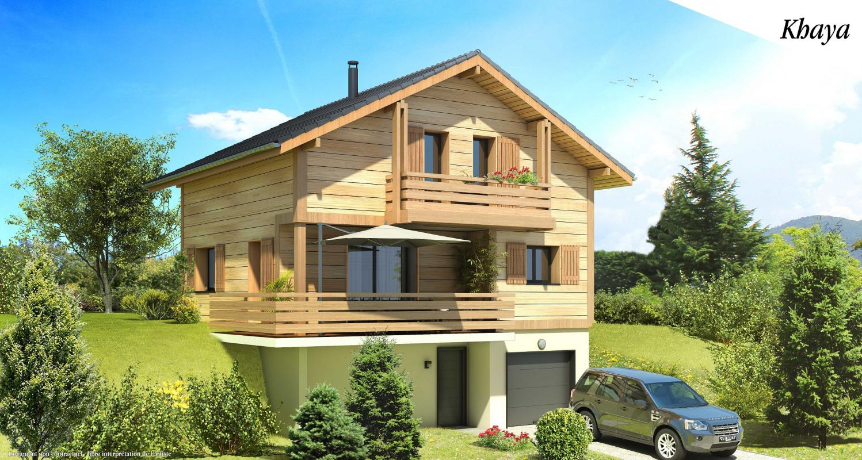 Maisons + Terrains du constructeur ARTIS • SAINT JEAN DE SIXT