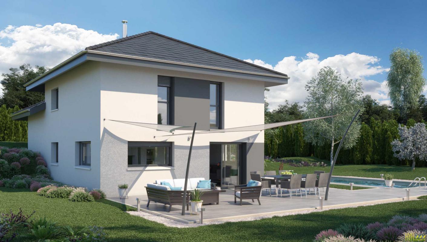 Maisons + Terrains du constructeur ARTIS • 107 m² • ANNECY LE VIEUX