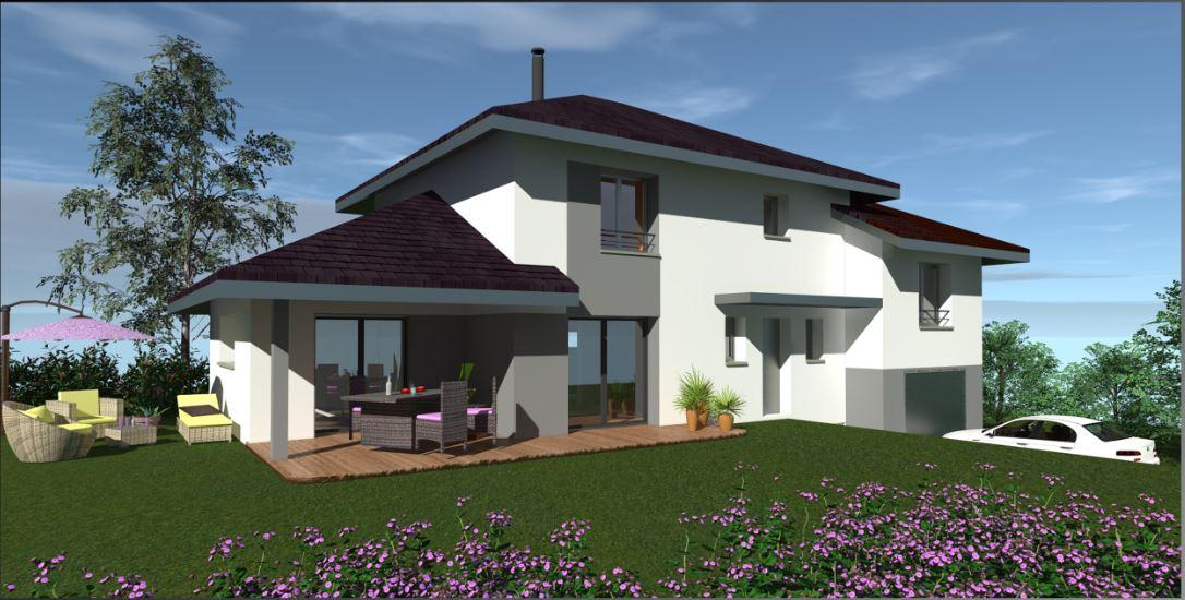 Maisons + Terrains du constructeur ARTIS • 152 m² • VIRY