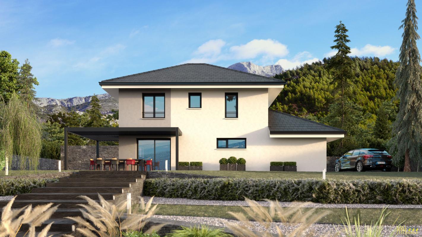 Maisons + Terrains du constructeur ARTIS • 111 m² • CUSY