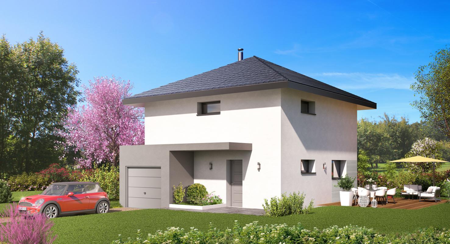 Maisons + Terrains du constructeur ARTIS • 95 m² • VALLEIRY