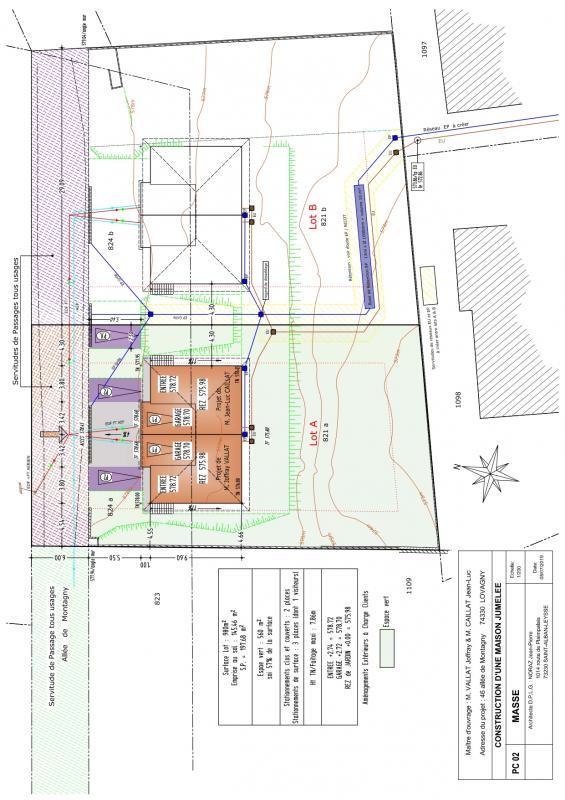 Maisons + Terrains du constructeur ARTIS • 100 m² • LOVAGNY