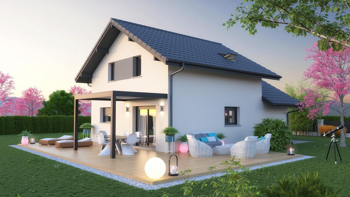 Maisons + Terrains du constructeur ARTIS • 100 m² • SCIENTRIER