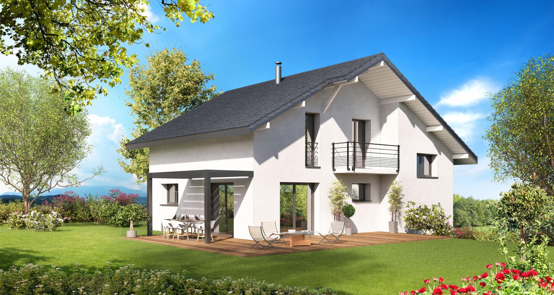 Maisons + Terrains du constructeur ARTIS • 114 m² • VULBENS