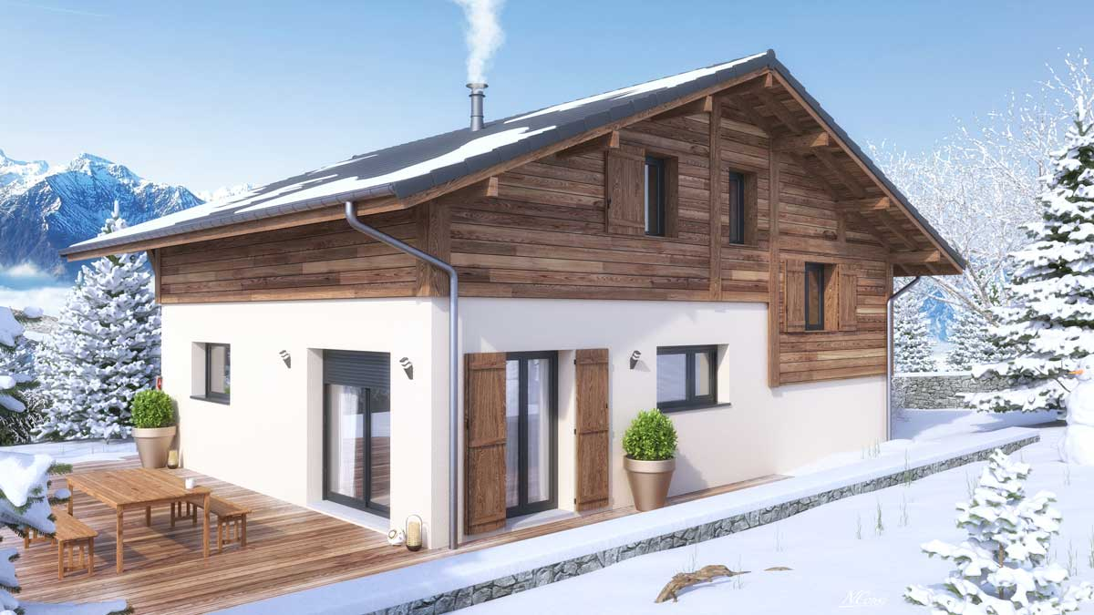 Maisons + Terrains du constructeur ARTIS • 129 m² • PASSY
