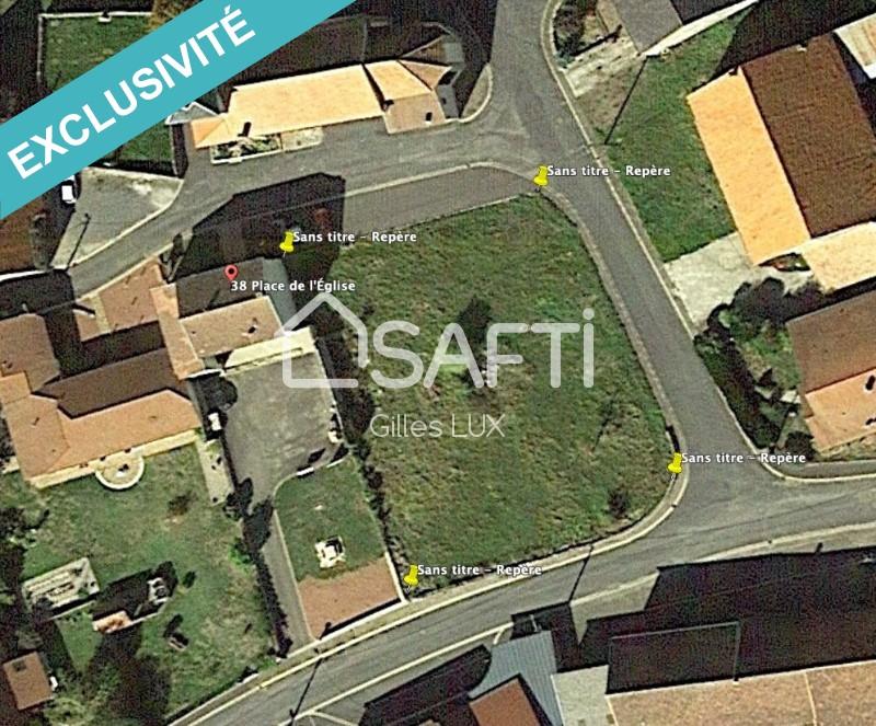 Terrains du constructeur SAFTI • 1603 m² • FLEISHEIM