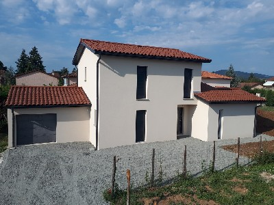 Maisons du constructeur DEMEURES RHONE ALPES • 95 m² • CONDRIEU