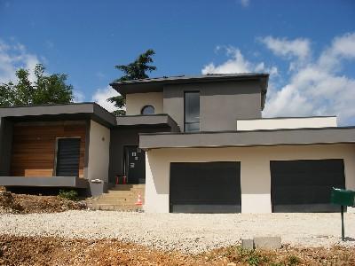 Maisons du constructeur DEMEURES RHONE ALPES • 150 m² • CHAUSSAN