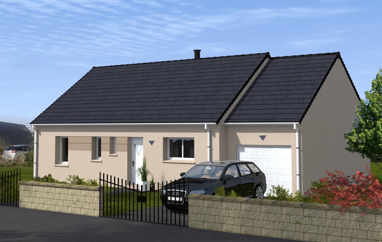 Maisons du constructeur MAISONS DONA • 85 m² • CLERE LES PINS