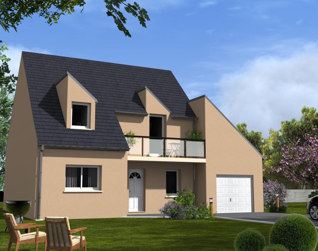 Maisons du constructeur EURO-DAREL • CERELLES