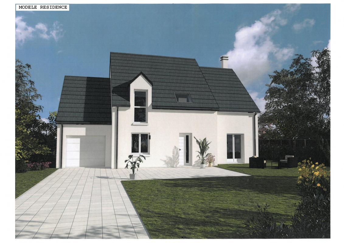 Maisons du constructeur EURO-DAREL • 136 m² • BALLAN MIRE