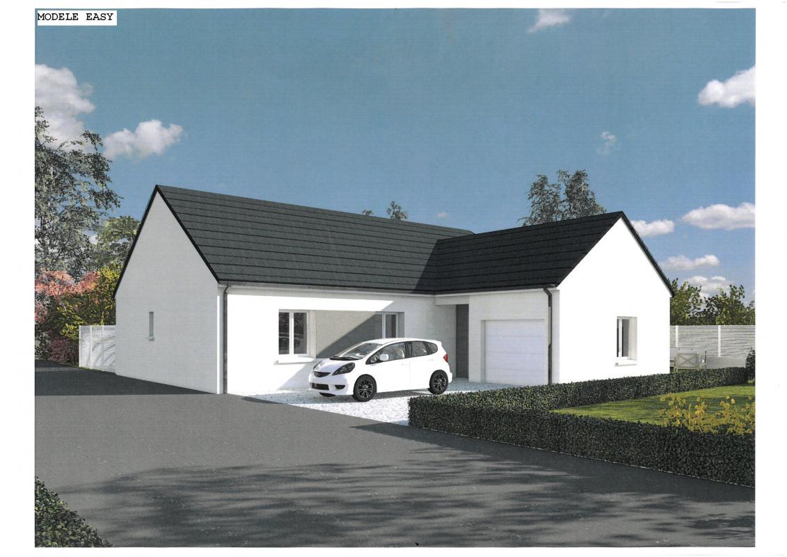 Maisons du constructeur EURO-DAREL • 110 m² • VEIGNE