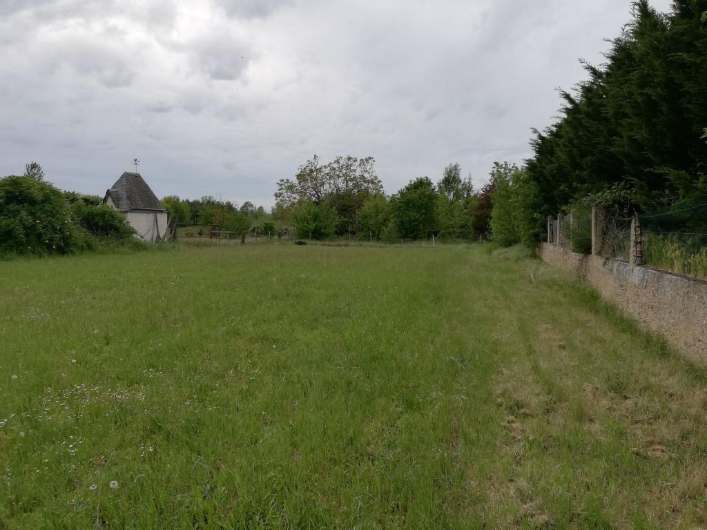 Terrains du constructeur IMOCONSEIL FRANCE SAS • 2124 m² • NAINTRE