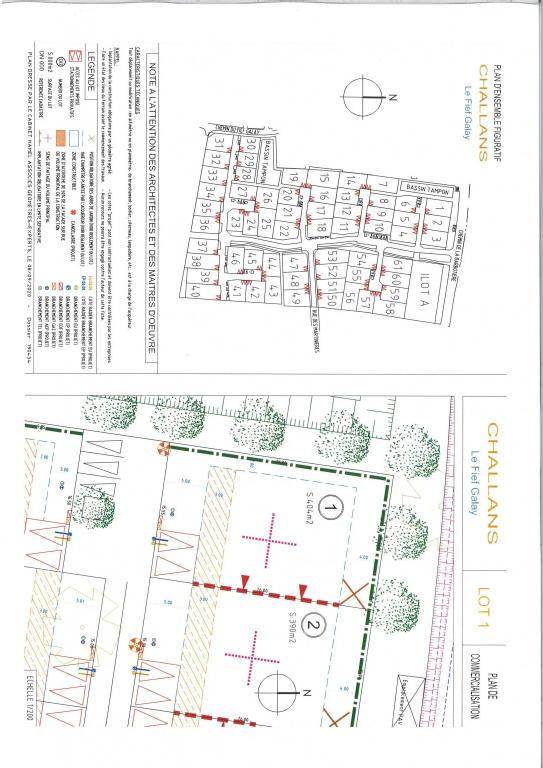 Terrains du constructeur AGENCE ROCHER IMMOBILIER • 404 m² • CHALLANS
