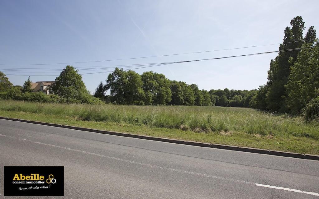 Terrains du constructeur ABEILLE CONSEIL IMMOBILIER • 2403 m² • VILLECONIN