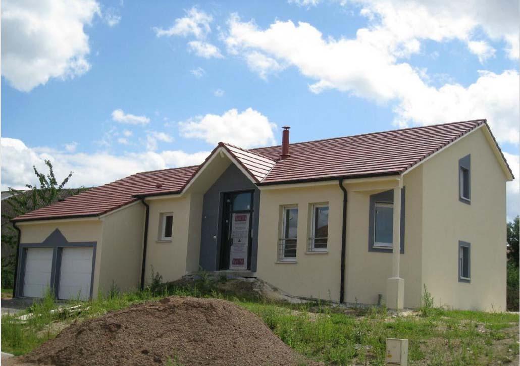 Réalisations du constructeur TRADISTYL CONSTRUCTIONS • SAINTE BARBE