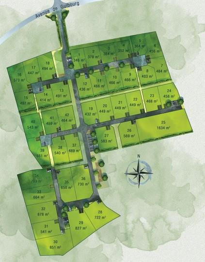 Terrains du constructeur CREDIT AGRICOLE IMMOBILIER PROMOTION • 0 m² • PLOERMEL