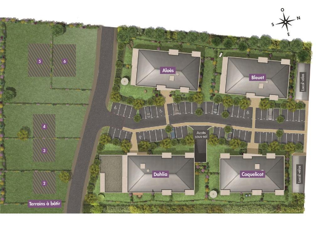 Terrains du constructeur COVALENS • 0 m² • VILLENAVE D'ORNON