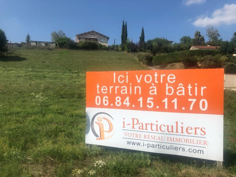 Terrains du constructeur I-P@RTICULIERS • 586 m² • SAINT SAUVEUR
