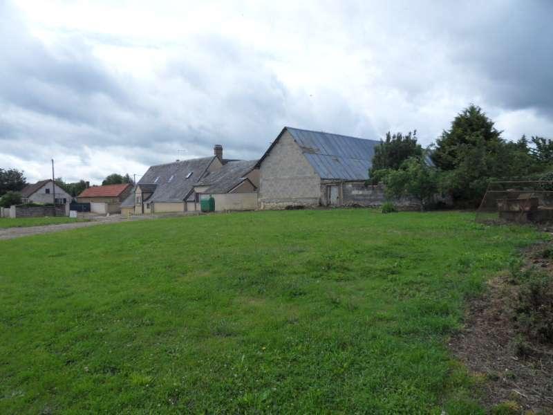 Terrains du constructeur SQUARE HABITAT CHARTRES • 723 m² • SAINT AUBIN DES BOIS
