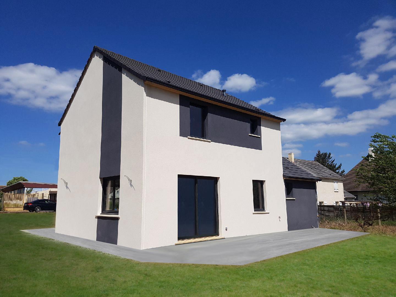 Maisons + Terrains du constructeur Maisons Phenix • 104 m² • GRAVIGNY