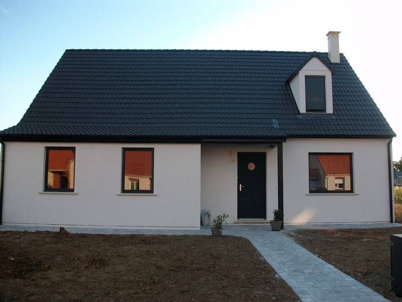 Maisons + Terrains du constructeur Maisons Phenix • 120 m² • SERQUIGNY
