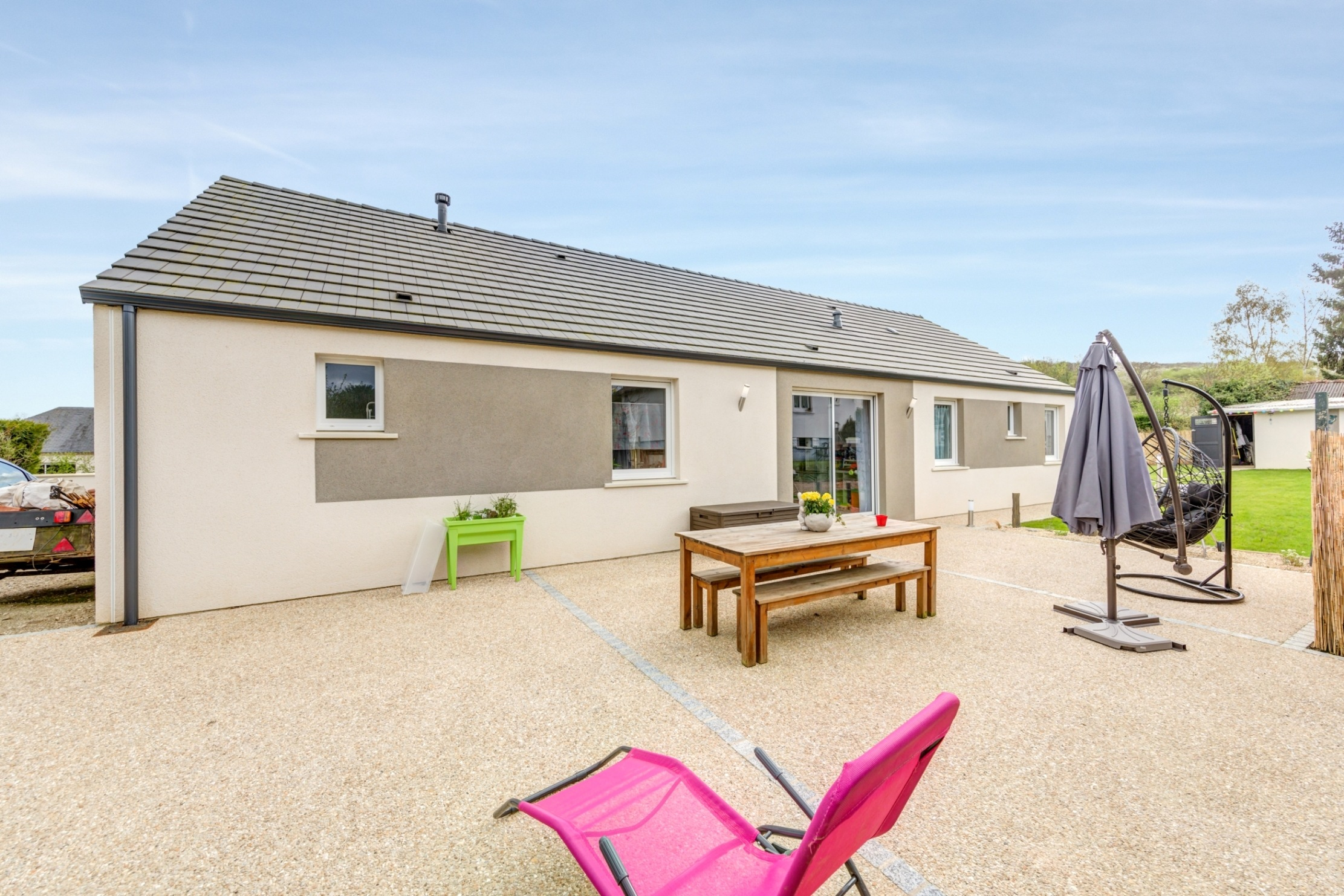 Maisons + Terrains du constructeur Maisons Phenix • 115 m² • PACY SUR EURE