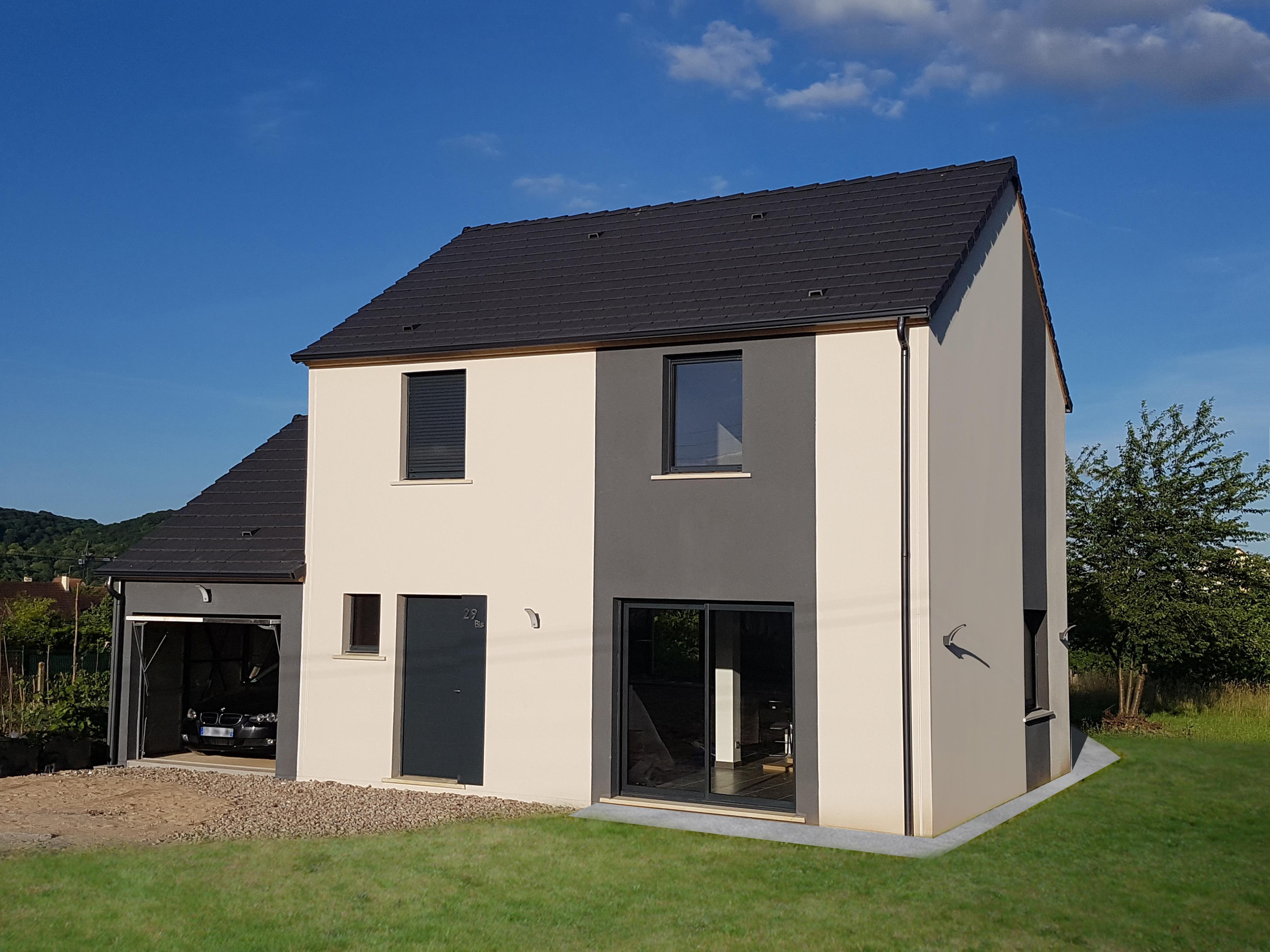 Maisons + Terrains du constructeur Maisons Phenix • 104 m² • LE PLESSIS GROHAN