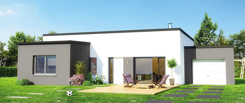 Maisons + Terrains du constructeur Maison Familiale Toulouse • 139 m² • LEGUEVIN