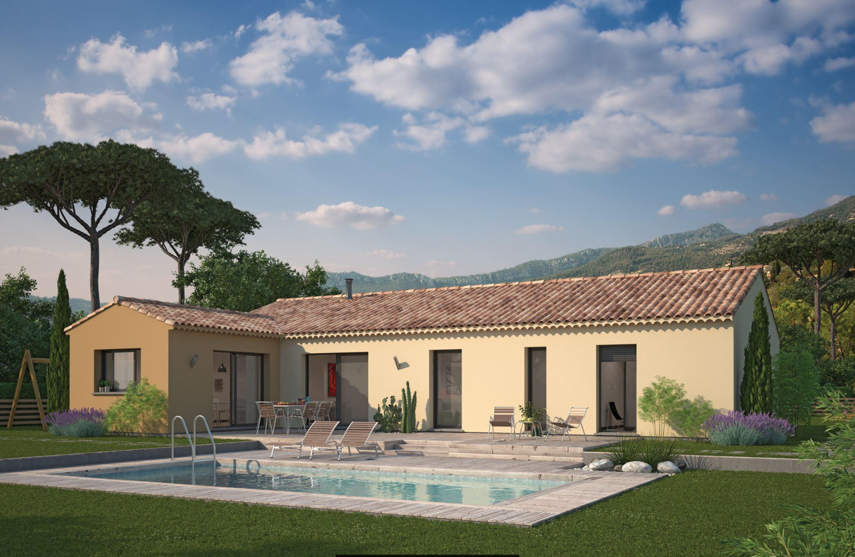 Maisons + Terrains du constructeur Maison Familiale Toulouse • 107 m² • AYGUESVIVES