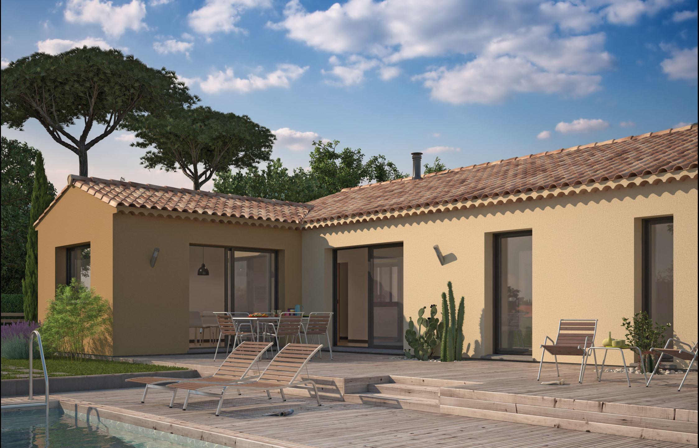 Maisons + Terrains du constructeur Maison Familiale Toulouse • 114 m² • NAILLOUX