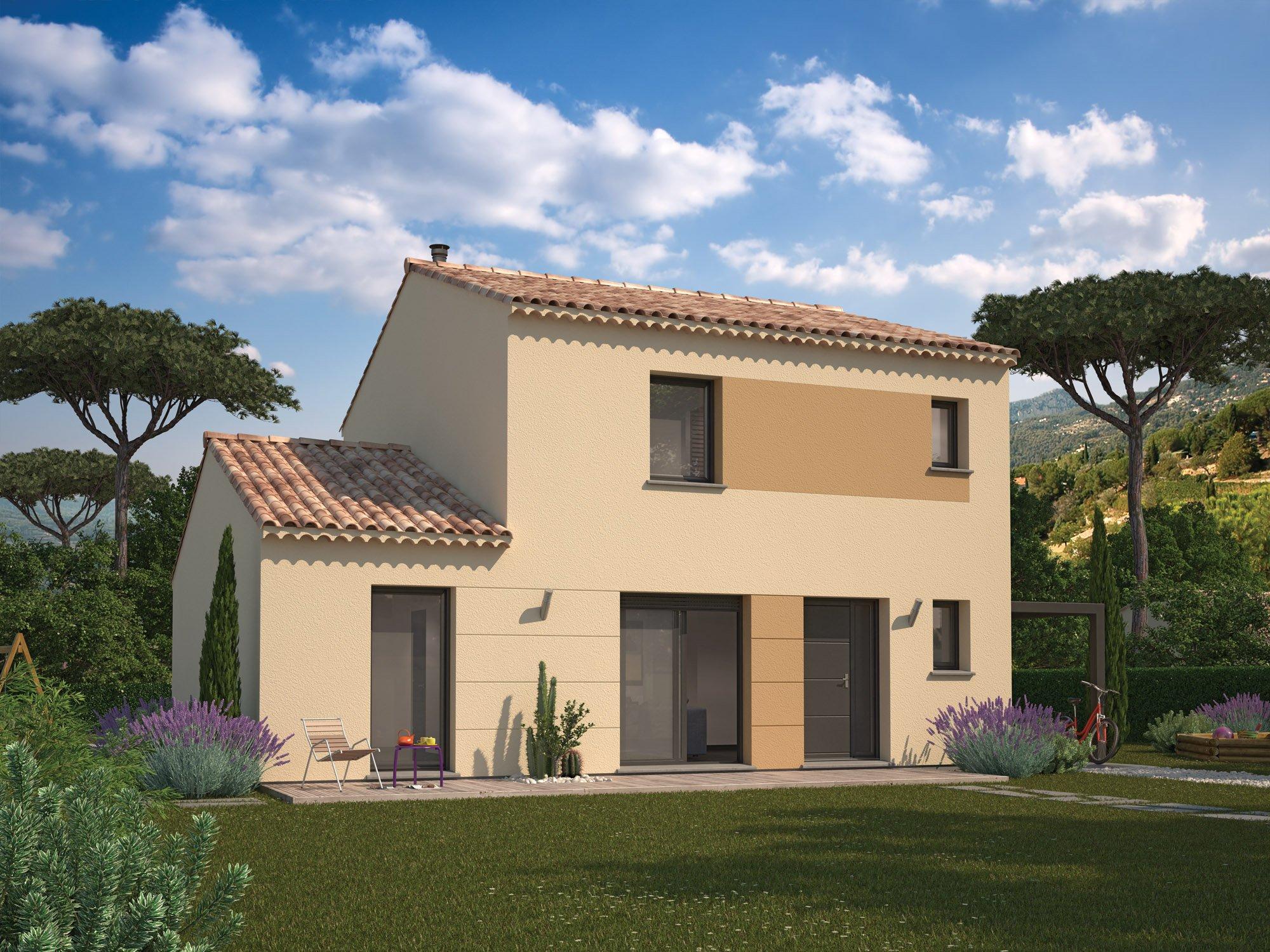 Maisons + Terrains du constructeur Maison Familiale Toulouse • 113 m² • GRENADE