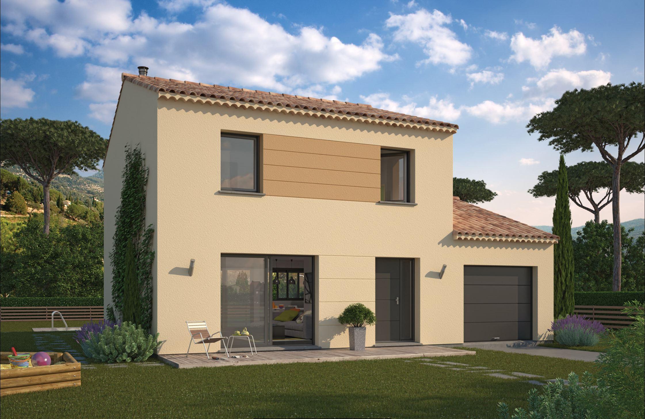 Maisons + Terrains du constructeur Maison Familiale Toulouse • 109 m² • CEPET