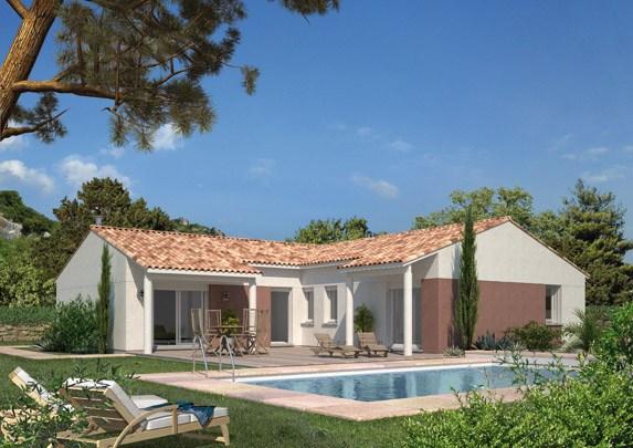 Maisons + Terrains du constructeur Maison Familiale Toulouse • 114 m² • CASTELNAU D'ESTRETEFONDS