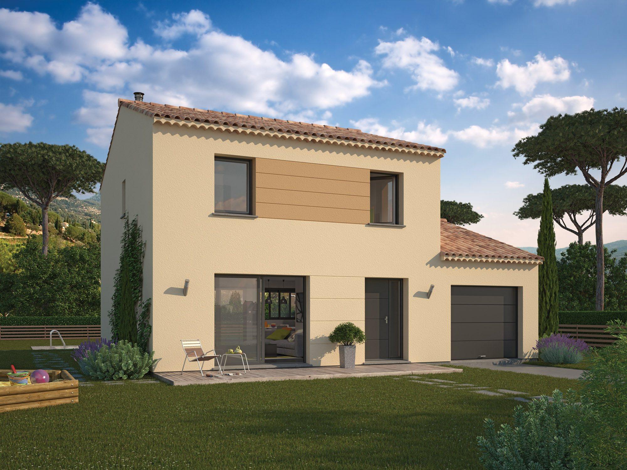 Maisons + Terrains du constructeur Maison Familiale Toulouse • 118 m² • SAINT HILAIRE