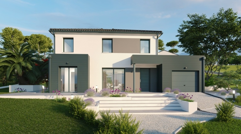 Maisons + Terrains du constructeur Maisons Phénix Toulouse • 137 m² • BOIS DE LA PIERRE