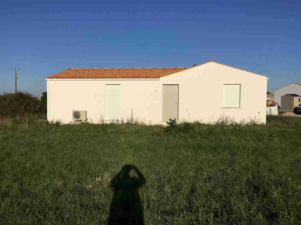 Maisons + Terrains du constructeur Maisons PHENIX Rochefort • 112 m² • SAINT AGNANT