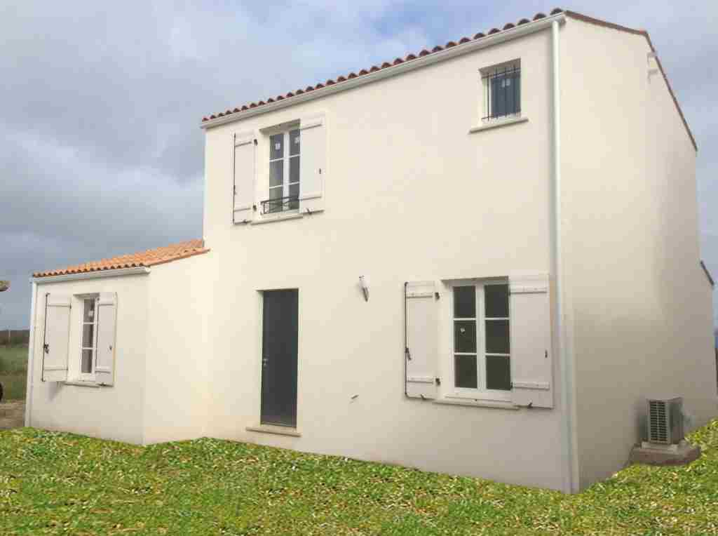 Maisons + Terrains du constructeur Maisons PHENIX Rochefort • 116 m² • ECHILLAIS