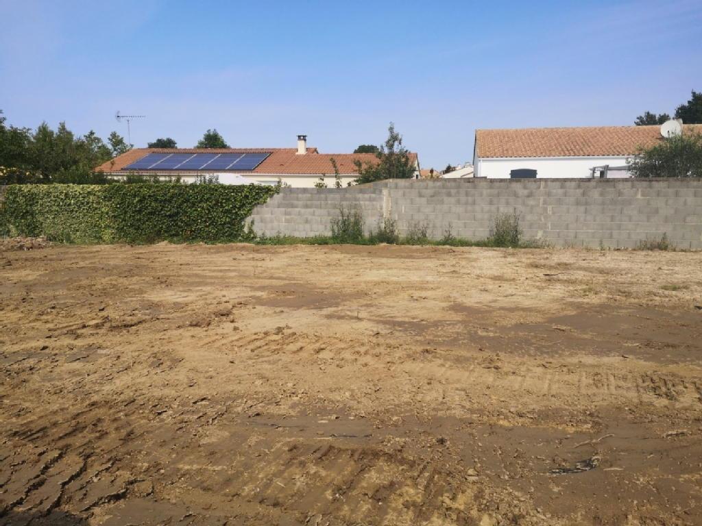 Terrains du constructeur AGENCE ROCHER IMMOBILIER • 0 m² • SAINT CHRISTOPHE DU LIGNERON
