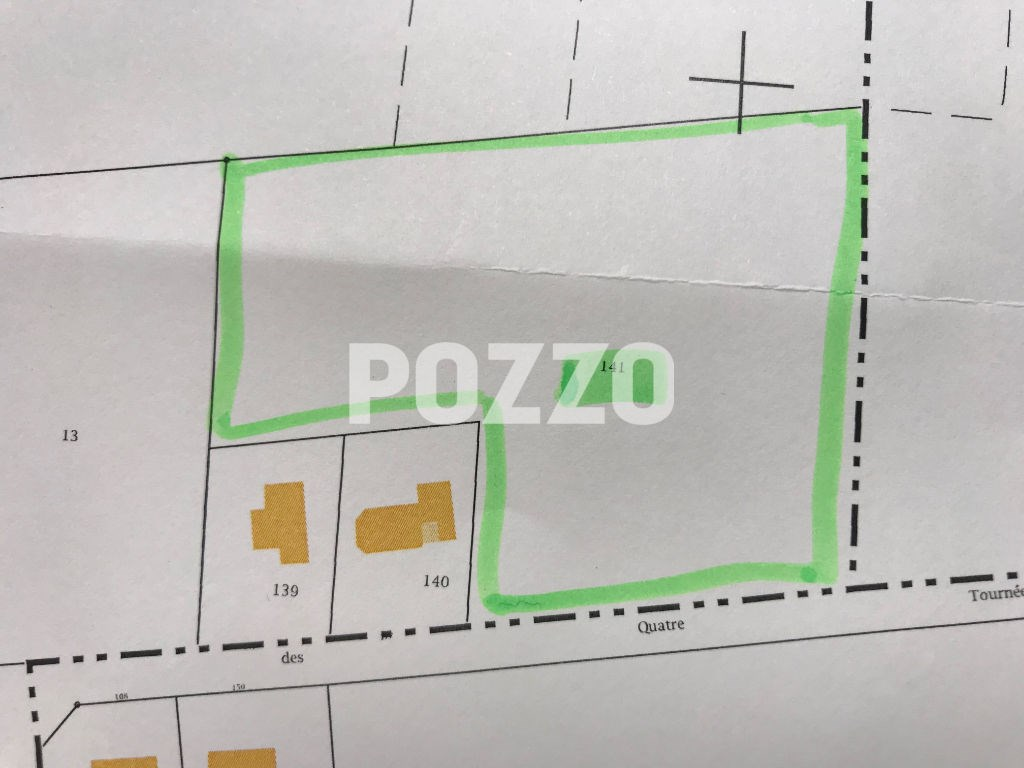 Terrains du constructeur POZZO TRANSACTION • 0 m² • SAINT AUBIN DES PREAUX