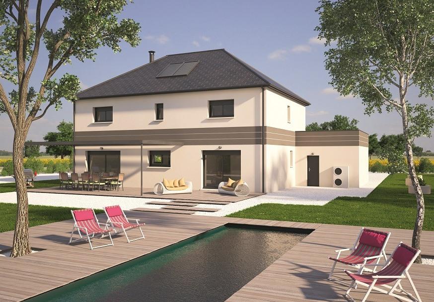 Maisons + Terrains du constructeur MAISONS BALENCY • 200 m² • FRESNE LE PLAN