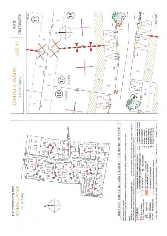 Terrains du constructeur AGENCE ROCHER IMMOBILIER • 432 m² • CHALLANS