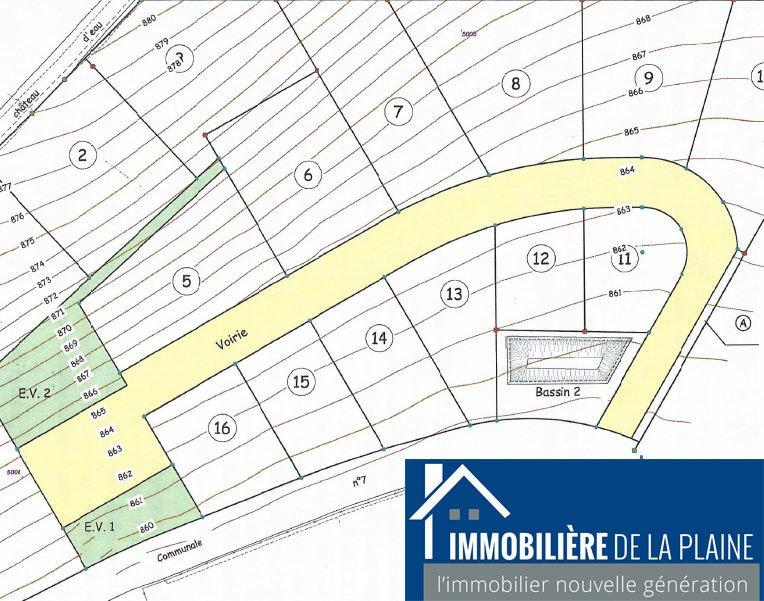 Terrains du constructeur century21 gay murer immobilier • 650 m² • FONTANES