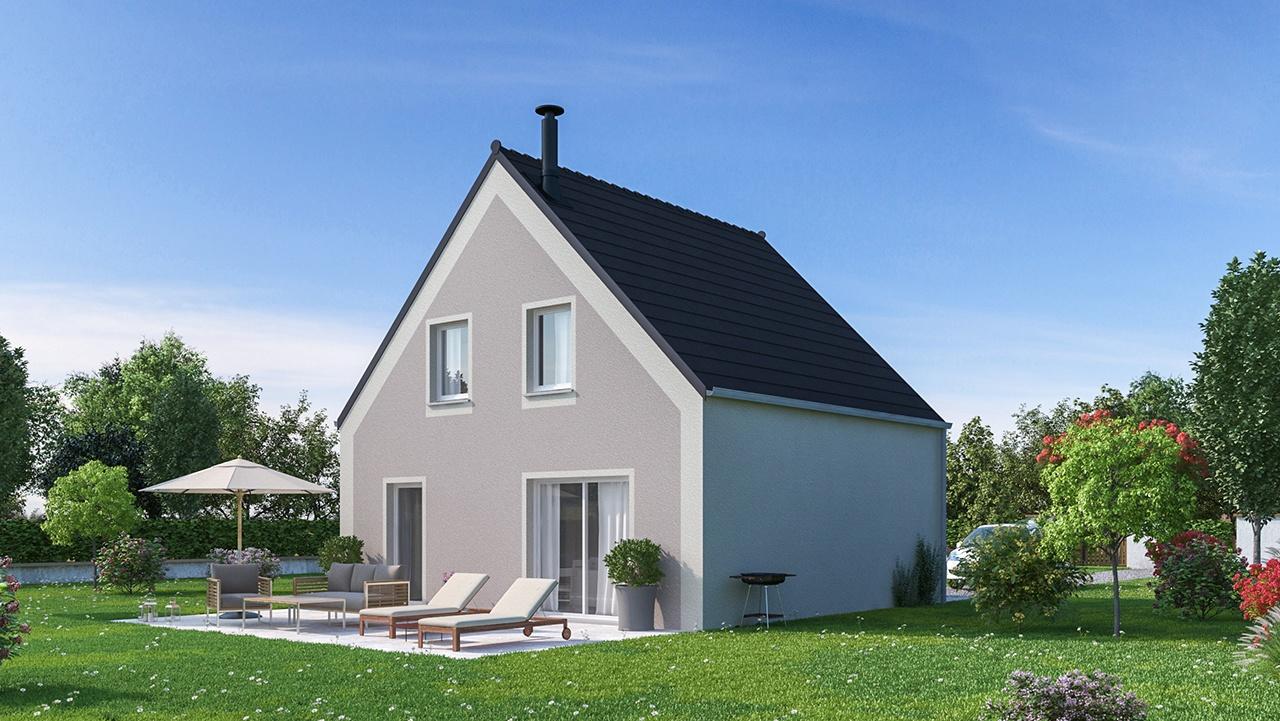 Maisons + Terrains du constructeur MAISONS PHENIX • 96 m² • ESCHES