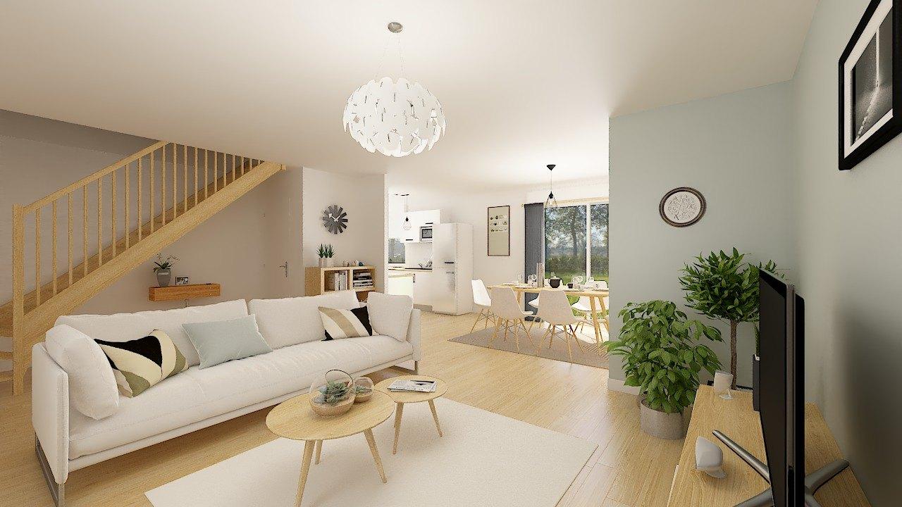 Maisons + Terrains du constructeur MAISONS PHENIX • 84 m² • THERDONNE