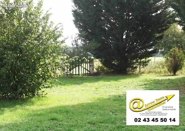 Terrains du constructeur ARROW BASE IMMOBILIER • 664 m² • CUON