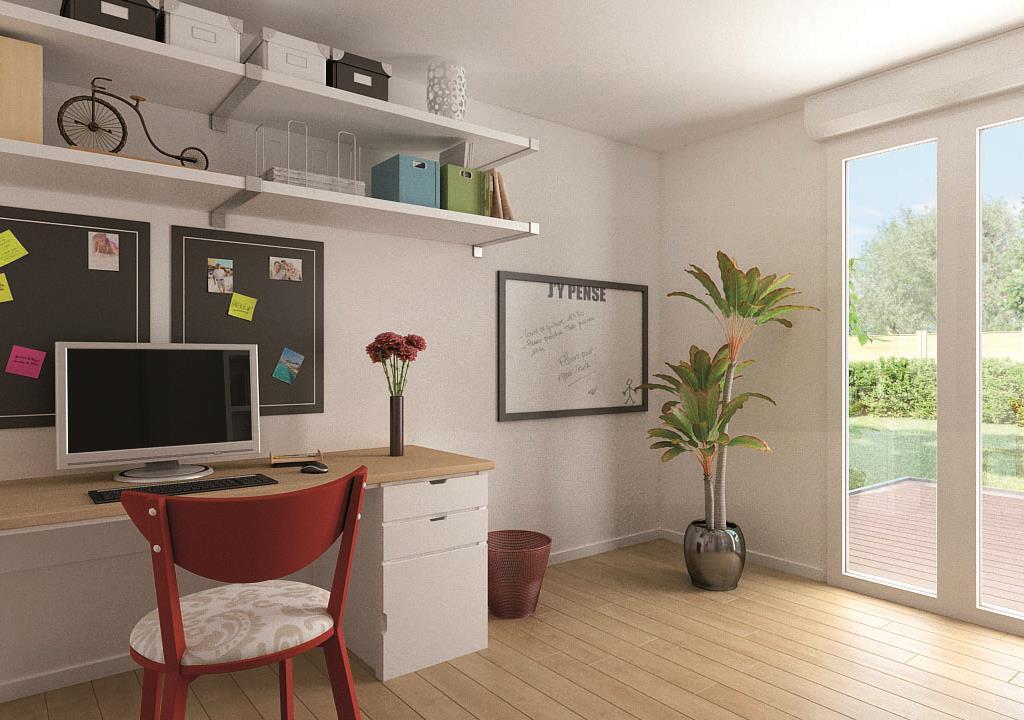 Maisons + Terrains du constructeur MAISON CASTOR • 104 m² • FLERS SUR NOYE